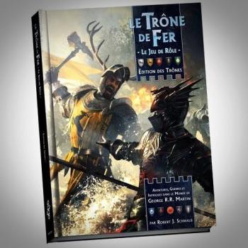 LE TRONE DE FER - Edition des Trônes
