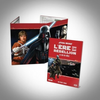 STAR WARS L'ERE de la REBELLION : Kit du Maitre