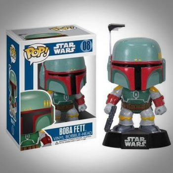 POP STAR WARS - BOBA FETT