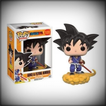 POP DBZ - GOKU et FLYING NIMBUS