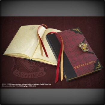 JOURNAL HARRY POTTER - GRYFFONDOR