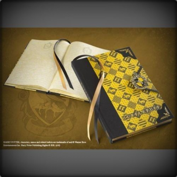 JOURNAL HARRY POTTER - POUFSOUFFLE