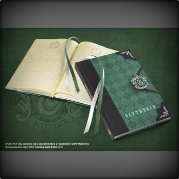 JOURNAL HARRY POTTER - SERPENDARD