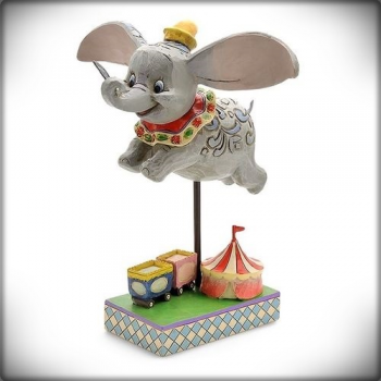DUMBO FAITH IN FLIGHT