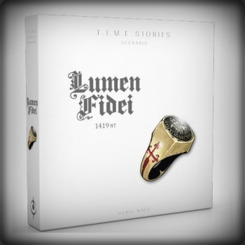 TIME STORIES : lUMEN fIDEI N.T. 1419