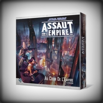 ASSAUT SUR L'EMPIRE - AU COEUR DE L'EMPIRE