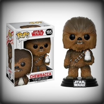 POP CHEWBACCA & PORG
