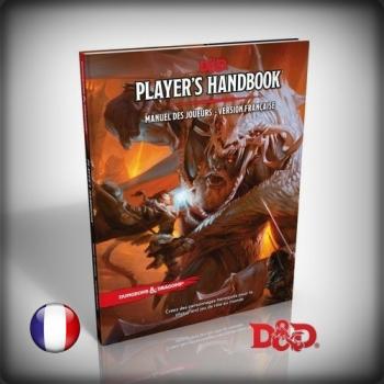 DUNGEONS & DRAGONS : PLAYER'S HANDBOOK - MANUEL DES JOUEURS