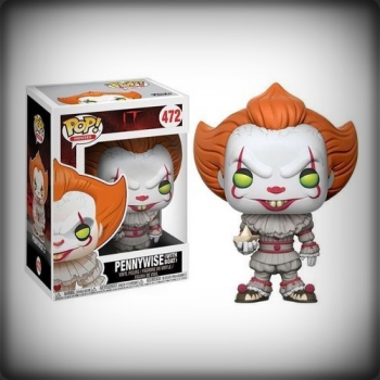 POP ÇA PENNYWISE WITH BOAT