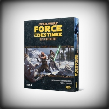 STAR WARS Force et Déstinée : Kit d'Initiation