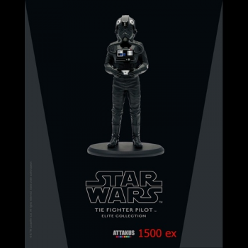 FIGURINE ATTAKUS - TIE FIGHTER PILOT