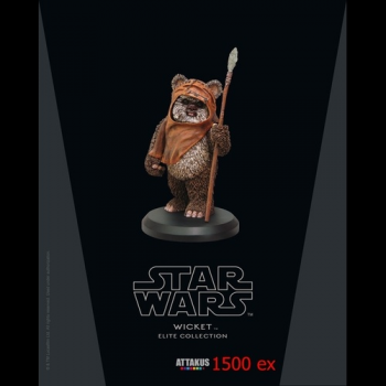 FIGURINE ATTAKUS - WICKET