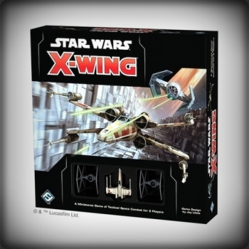 STAR WARS X-WING 2.0 : X-WING
