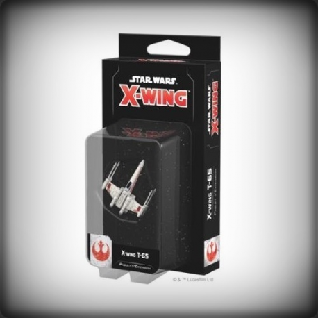 STAR WARS X-WING 2.0 : X-Wing T-65
